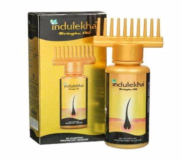 Indulekha Bringha hair oil  - 100ml - India
