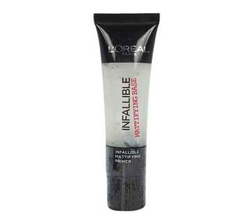 LOreal Paris Infallible  primer  30ml-France
