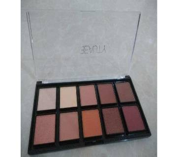 Huda Beauty Obsessions   eyeshadow pallet warm brown-85gm-China