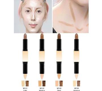 2-In-1 Fashion Contour   stick concealer-6.2gm-China