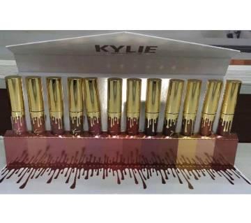 Kylie matte lipstick-6pcs-Malaysia