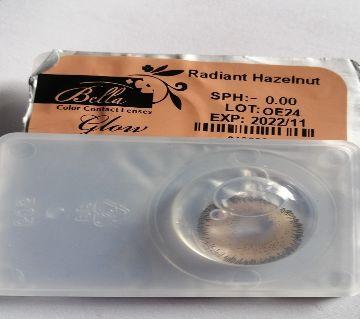 Bella Elite  - radiant hazelnut contact lens