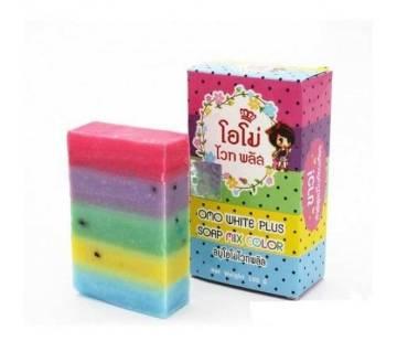 OMO   white plus soap-100gm-Thailand