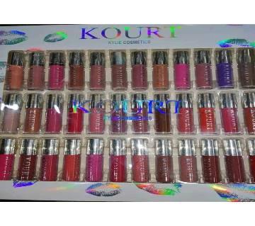 kylie lip gloss set 36 Pieces 10g Each Thailand
