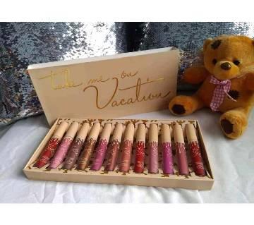 kylie lipstick set 12 pieces