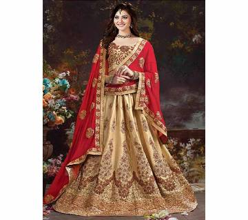 Indian Embroidery Georgette Three-piece (Copy)