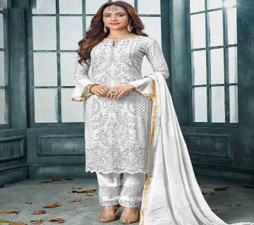 Embroidered-Faux-Georgette-Trendy-Pakistani-Salwar-Kameez