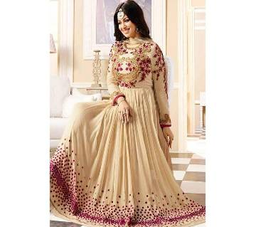 Unstitched Georgette Gown (Copy)
