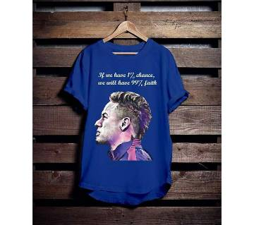 Neymar Short Sleeve Cotton T-Shirt