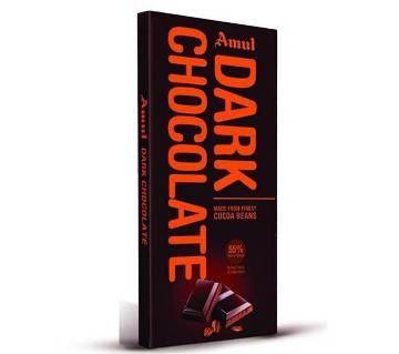 Amul dark chocolate-1 pc (India)