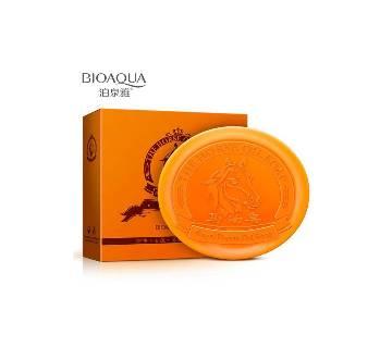 BioAQUA Royal horse Oil soap 80gm - China