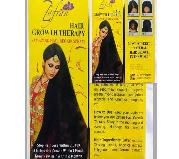 Zafran Hair Growth Therapy - Pakistan