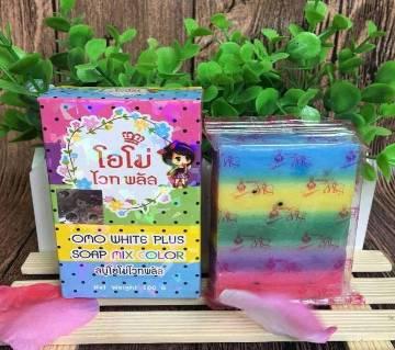 Omo White Plus Soap - 100gm - Thailand
