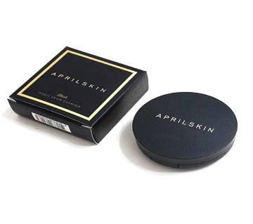 April Skin ম্যাজিক স্নো কুশন - 15 gm - Korea