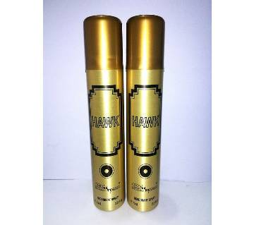 Hawk gold body spray -02pcs