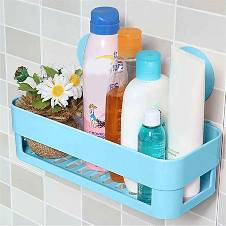 BATHROOM SHELF SQUARE (1 PC)
