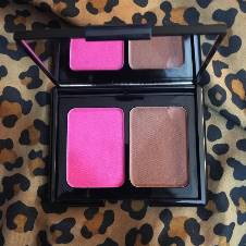 e.l.f Aqua Beauty Blush and Bronzer violet