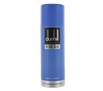 Dunhill Desire blue Body spray USA