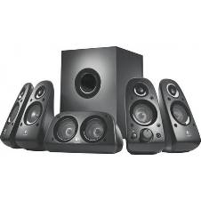 LOGITECH SPEAKER, SURROUND SOUND  Z506