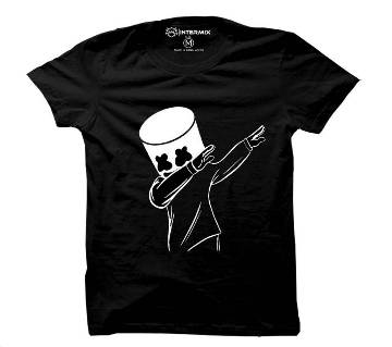 Gents Marshmello Dab Cotton T-Shirt