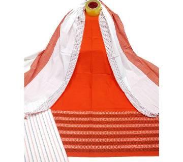 Unstitched Taant Cotton Salwar Kameez