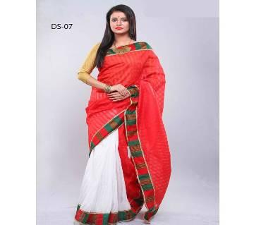 Dhanshiri tat cotton Sharee