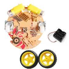 Robotic Chassis - Round