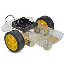 Robotic Chassis (2WD)