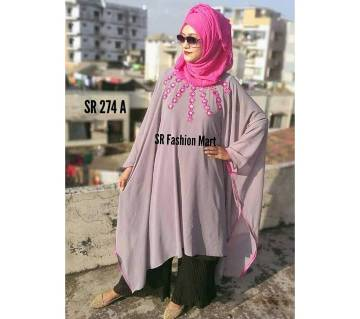 Ladies Abaya-cape dress