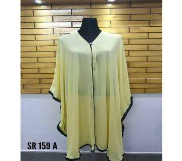 Ladies cape dress