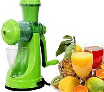 Hand Juicer - Green