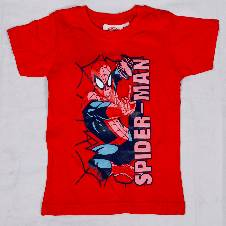 Spider-man Red Boyz T-Shirt