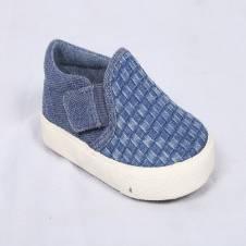 Boys Denim Skate Shoes