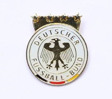 Germany Football Logo Lapel Pin