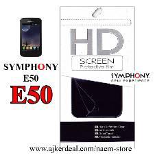 Symphoy  E50 স্ক্রিন প্রটেক্টিভ ফিল্ম