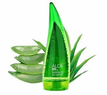 Aloe Vera 99% Soothing Gel - 260 ml - Korea