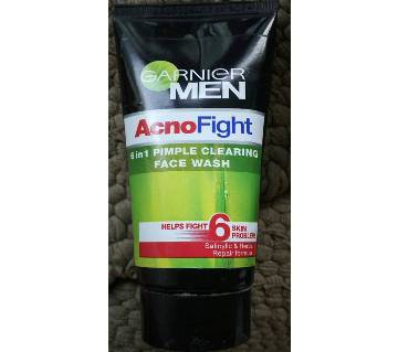 Garnier Men AcnoFight ফেসওয়াশ - 100gm - India