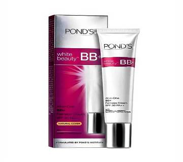 Ponds হোয়াইট বিউটি BB+ ফেয়ারনেস ক্রিম - 60 গ্রাম - ইন্ডিয়া