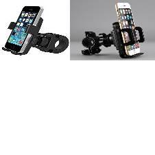 Mobile phone holder for bike