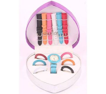 TiNiCES Ladies Watch (Copy) 7 in 1