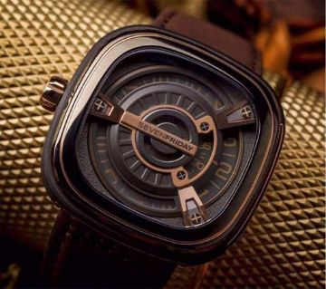 SEVENFRIDAY Mens Wrist Watch Copy