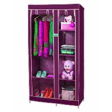 Cloth And Storage Wardrobe