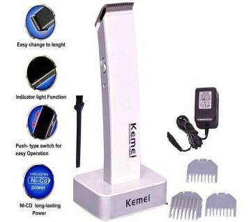 Kemei Rechargeable Electric Trimmer