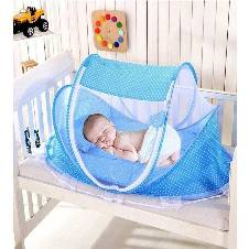 Baby Soft Bed with Mosquito Net