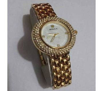 ROLEX Ladies Wrist Watch-copy