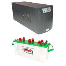 IPS 400VA (280Watt) - King Power - 2Hrs Backup