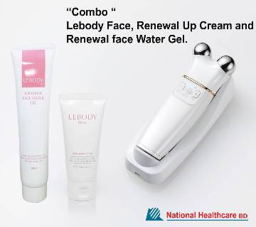 Combo Offer: LEBODY FACE + Renewal Up Cream+Renewal face water Gel