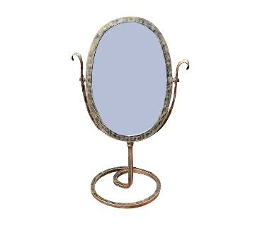 MRR-109 - Oval Cosmetic Table Mirror - Antic