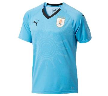 Uruguay 2018 World cup Home Jersey  (Copy)