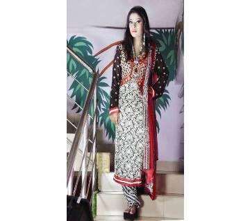 Indian un stitched Georgette salwar kameez